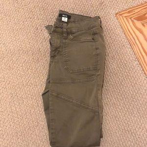BDG cargo green women's pants
